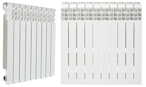 Алюминиевые радиаторы отопления - наиболее распространенный вид радиаторов в России