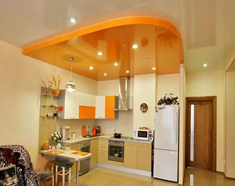 Потолки натяжные пвх - преимущества, возможности