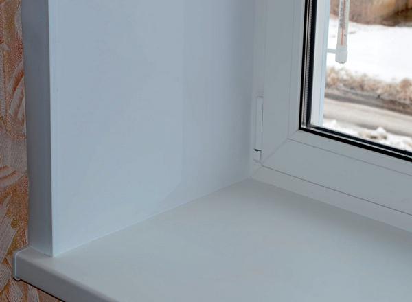 Сборка откосов на пластиковые (металлопластиковые) окна своими руками