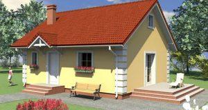Частный жилой домик